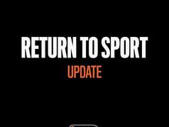 Return to Sport - Update