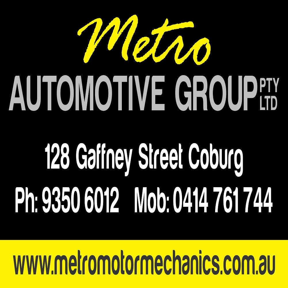 Metro Auto Group - Black KBA STADIUM SIG