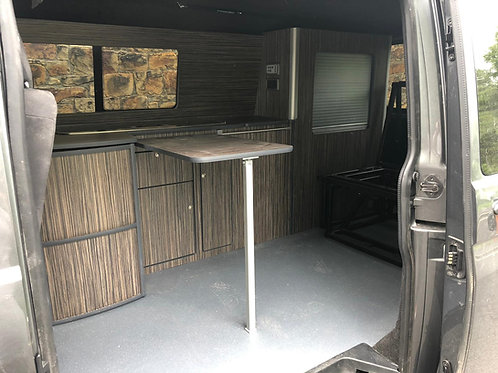 Volkswagen T6 LWB Deluxe Kitchen Storage Unit