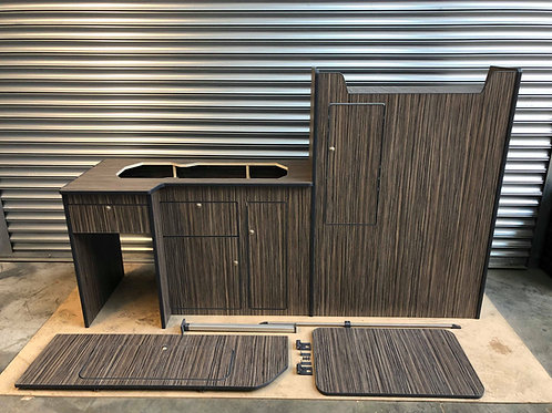 Ford Transit Custom SWB Kitchen Storage Unit