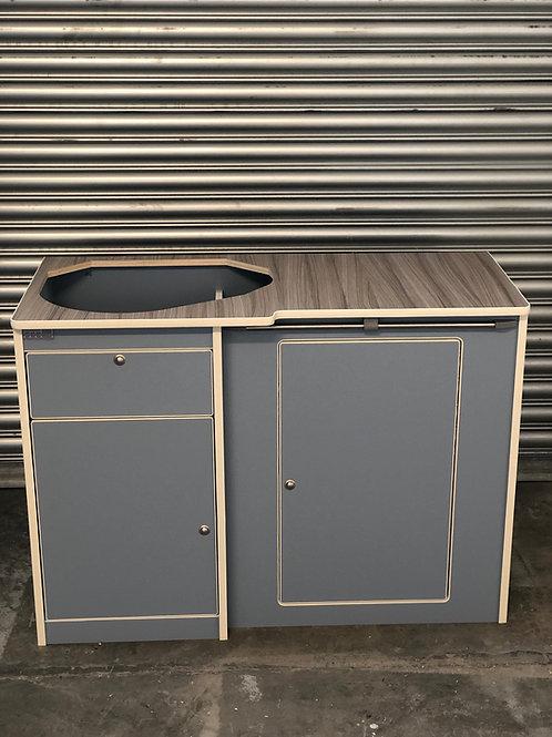 VW T4 T5 Compact Kitchen Storage Pod Unit