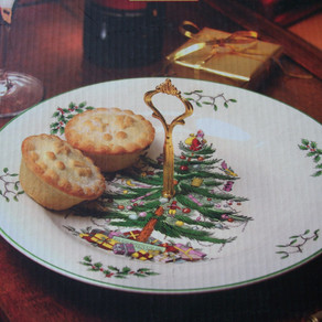 Christmas Tree  (Spode servies)