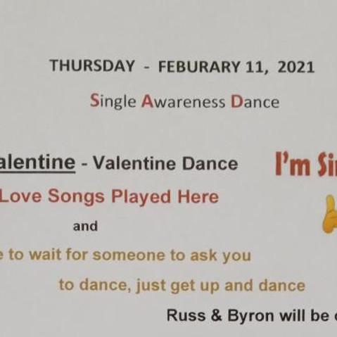 Non-Valentine - Valentine Dance
