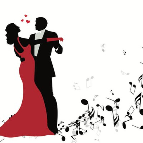 Valentine's Day weekend Live Jazz, Dinner and Dancing