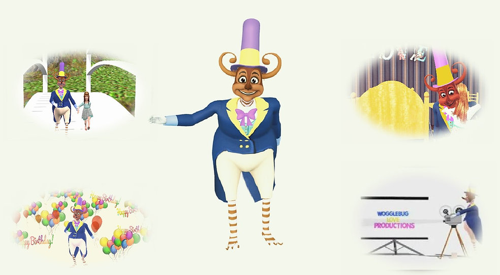WogglebugLove Productions Franchise Homepage