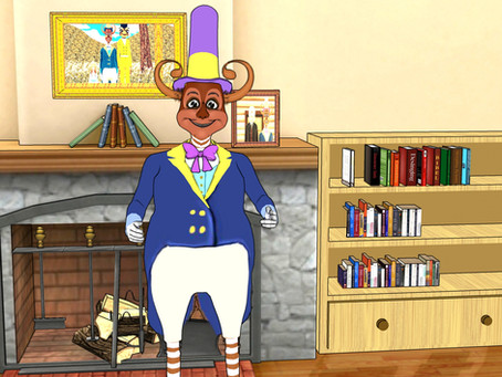 Mr. Wogglebug, the Clown, Gentleman, and Scholar