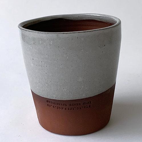 Planter- Glazed exterior