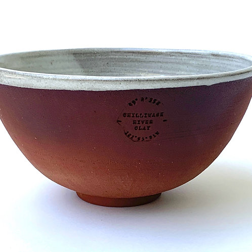Chilliwack River Clay- Large bowl