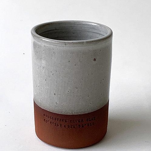 Tumbler- Glazed Exterior