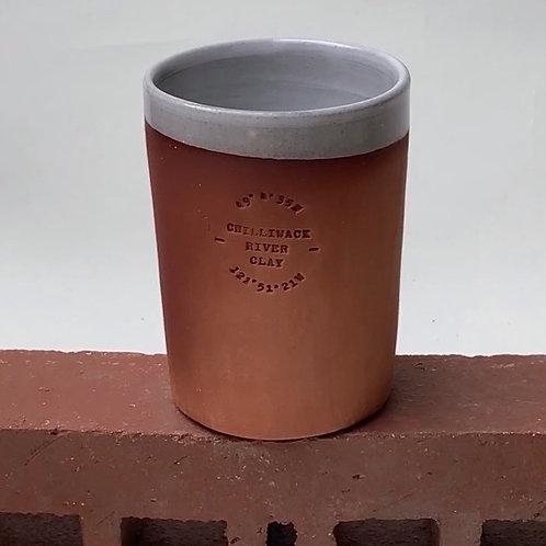 Natural Clay Tumbler