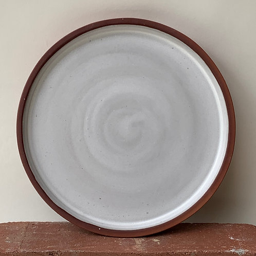 Sandwich Plate- Chilliwack River Clay