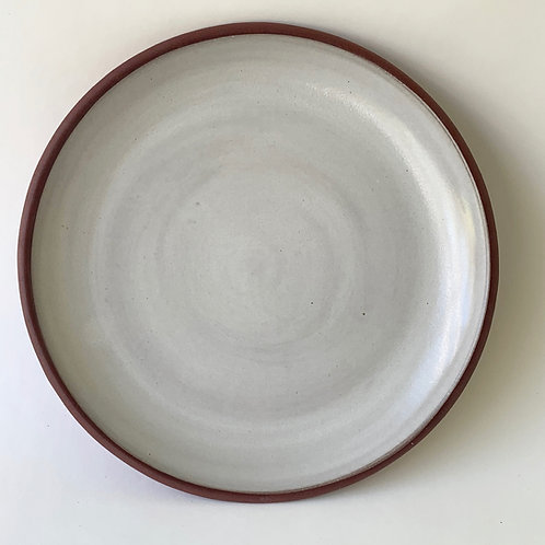 Dinner Plate- Chilliwack River Clay