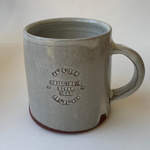 Chilliwack River Clay- tall mug