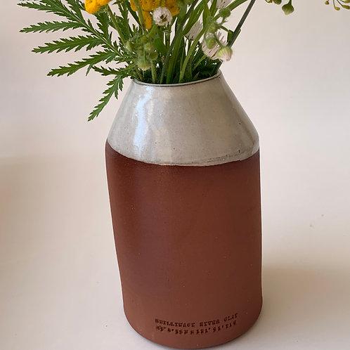 Chilliwack River Clay- Bottle Vase