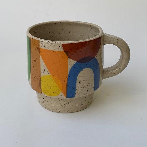 Collage Step mug #2