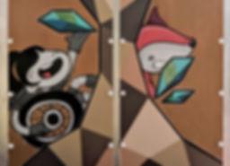 Kayapa Creative Studio. Play for All Australia. Character Design. Inclusive Playgrounds. Northern Beaches. Sydney. Design. Installations. Community.