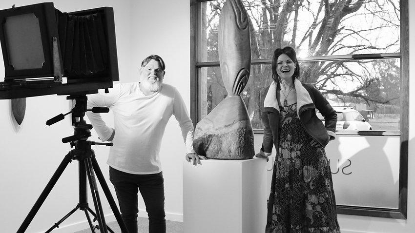 Renate Rienmueller & Tim Selwyn by Kayap