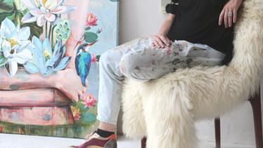 Jessica Watts | Artist Studio