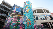 Manly Library | Public Art