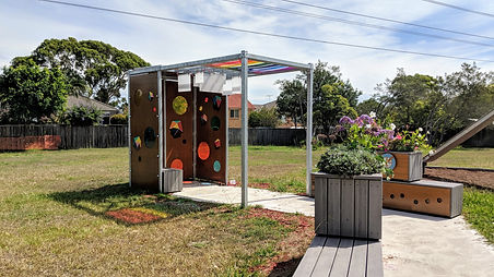 Kayapa Creative Studio. Play for All Australia. Character Design. Inclusive Playgrounds. Northern Beaches. Sydney. Design. Installations. Community. dio. Play for All Australia. Inclusive Playgrounds