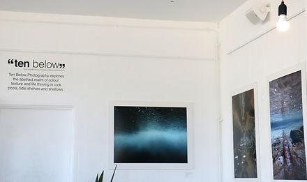 Kayapa Creative Studio. Girdlers. Exhibitions. Walls. Dee Why Beach Front. Northern Beaches. Sydney. Art. Cafe. Restaurant. Locals. Dee Why.