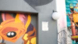 Manly Mural, public art, Manly Library, M-Lon, Beahes Council, concept art, Muralism, street art, Northern Beaches, Sydney artist