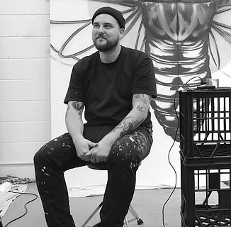 Thomas Jackson. Kayapa Creative Studio. Brick It Up. Street Art. Art. Exhibition. Northern Beaches. Sydney.