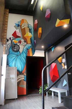 Ear Candy, Mural, Brookvale