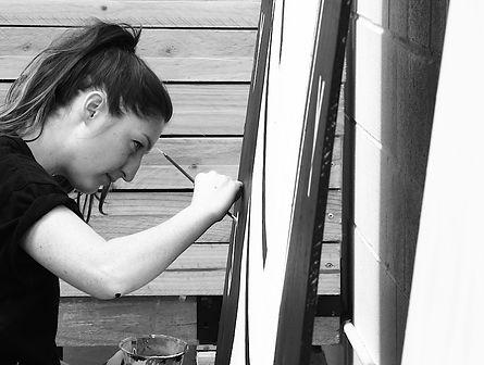 Kayapa Creative Studio. Brick It Up. Street Art. Art. Exhibition. Northern Beaches. Sydney. Georgia Hill