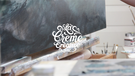 La Crème Creative Inc.   Branding