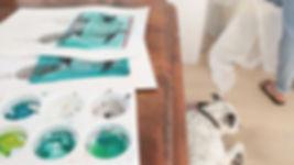 Kayapa Creative Studio. Ninety Five Percent. Jaimee Paul. Art for purpose. Northern Beaches. Art. My Promise to the Ocean. Video. Inspiration. Awareness