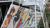 Mona Vale Skate Park | Art Installation