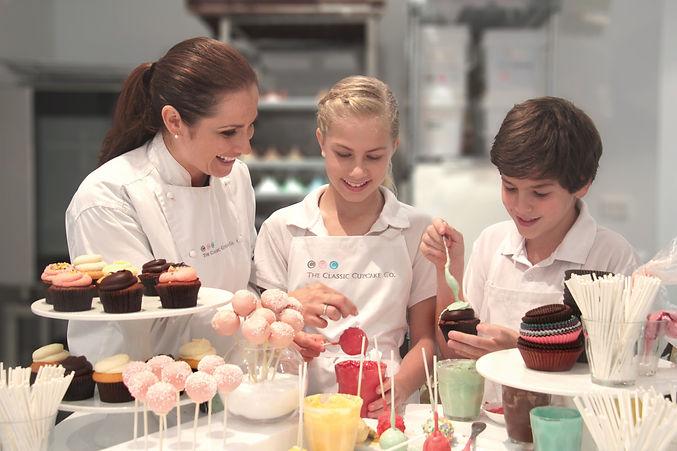 Kayapa Creative Studio. The Classic Cupcake. Cupcakes. Sydney. Video. Process
