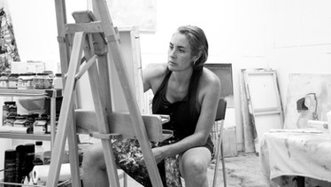 Marisabel | Artist Studio | Portraits