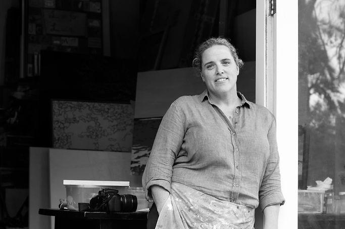 Monique Tyacke, artist, Northern Beaches, Sydney, abstract, graphic, nature, Kayapa Creative Studio