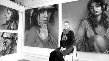 Kathrin Longhurst | 'Standing Strong'