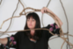 Catriona Pollard, fibre artist, Sydney artist, Sculptures, nature,