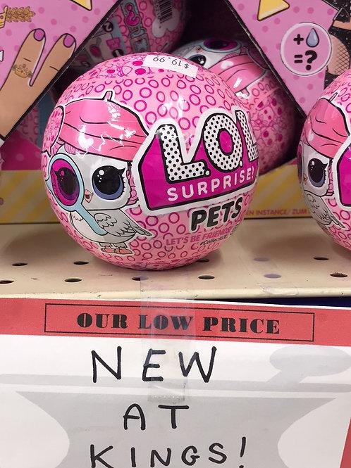 LOL Dolls Pets