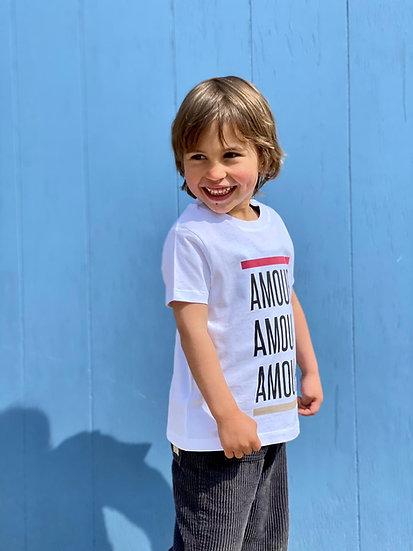 Tee-shirt pour enfants