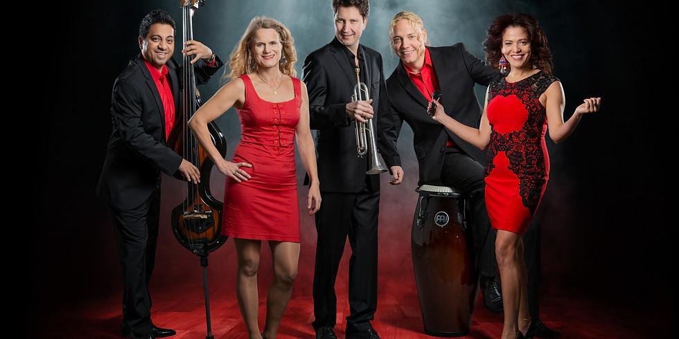 Salsamanía Quinteto live
