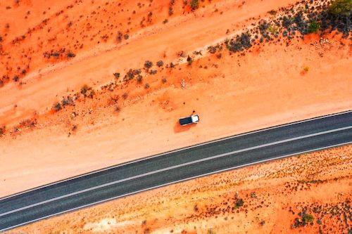 """Suivre Sébastien Cros – ACROSS Australia – en Australie avec """"My Australia Road Trip"""""""