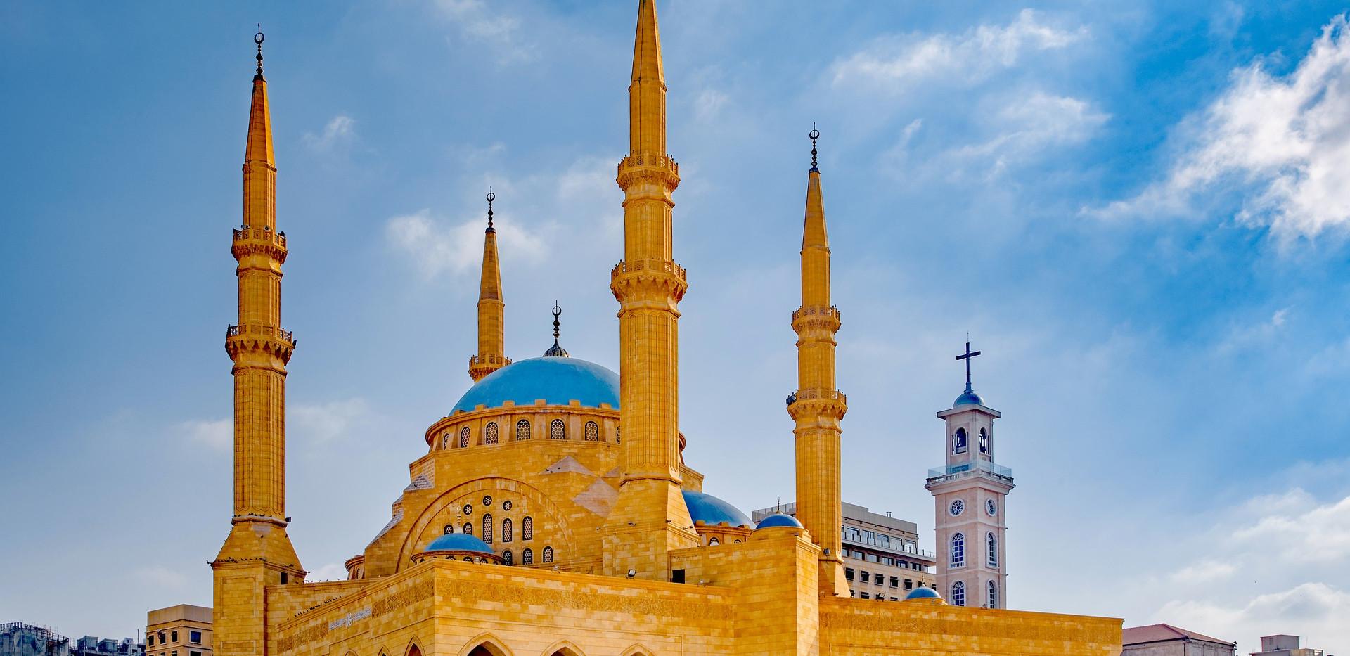 Liban_mosque