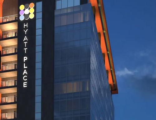 ÉKATERINBOURG – Russie: ouverture de l'établissement Hyatt Place Ekaterinburg**** – 146 chambres