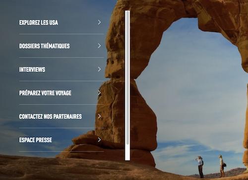 États-Unis: nouveau site Internet pour l'office du tourisme