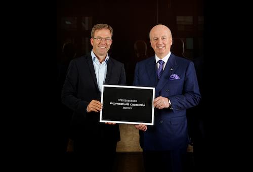 «Porsche Design» et «Steigenberger» créent une nouvelle marque hôtelière