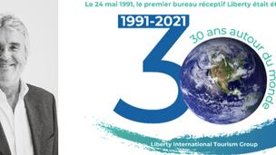 Liberty International a 30 ans! Mario Enzesberger se livre sur l'histoire de cette création