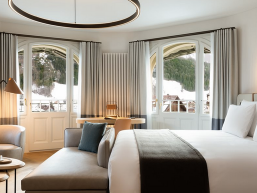 Suisse: ouverture en juin 2021 de l'établissement Kempinski Palace Engelberg***** – 129 chambres