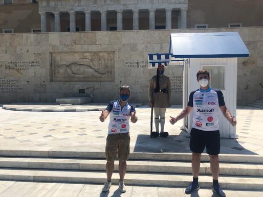 Le tour d'Europe « à vélo » en 4 semaines : DZK l'a fait!