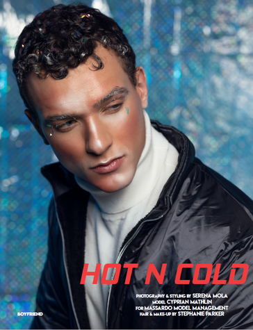 Hot N Cold - Boyfriend Magazine