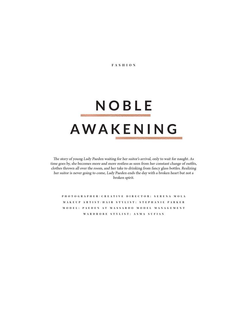 Noble Awakening